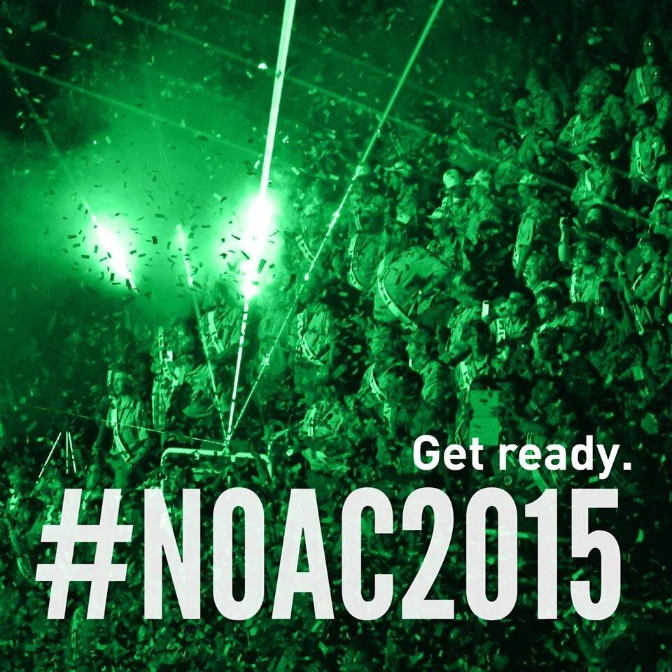 NOAC 2015 - Get Ready