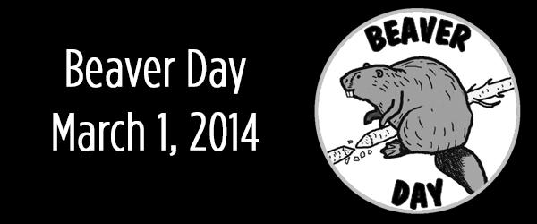 Eswau Huppeday Beaver Day 2014