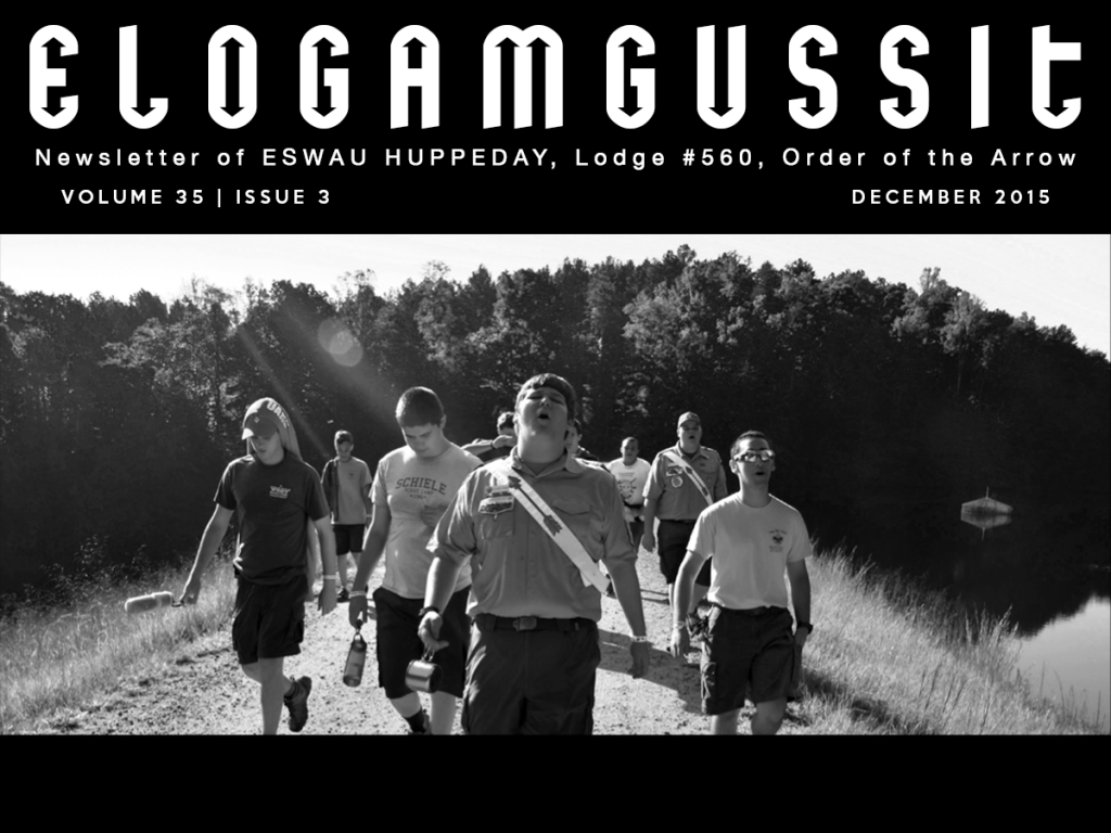 Elogamgussit Volume 35 Issue 1