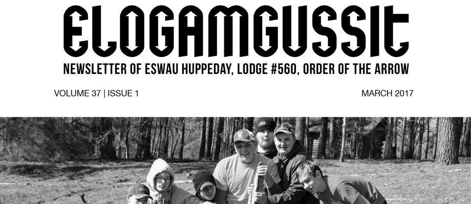 Elogamgussit Volume 37 Issue 1