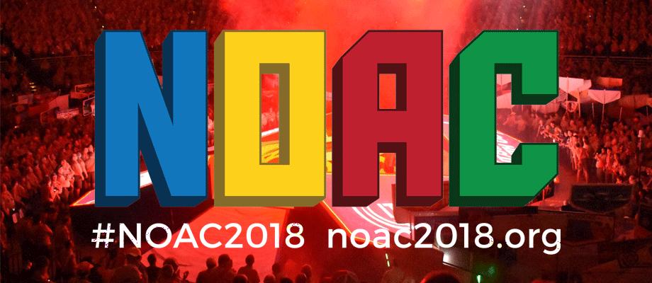 NOAC 2018 Deposit