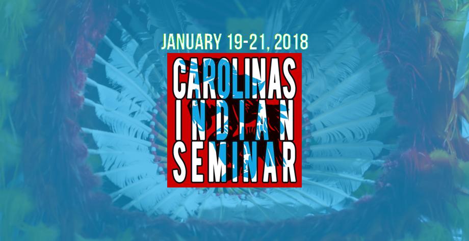 2018 Carolina's Indian Seminar
