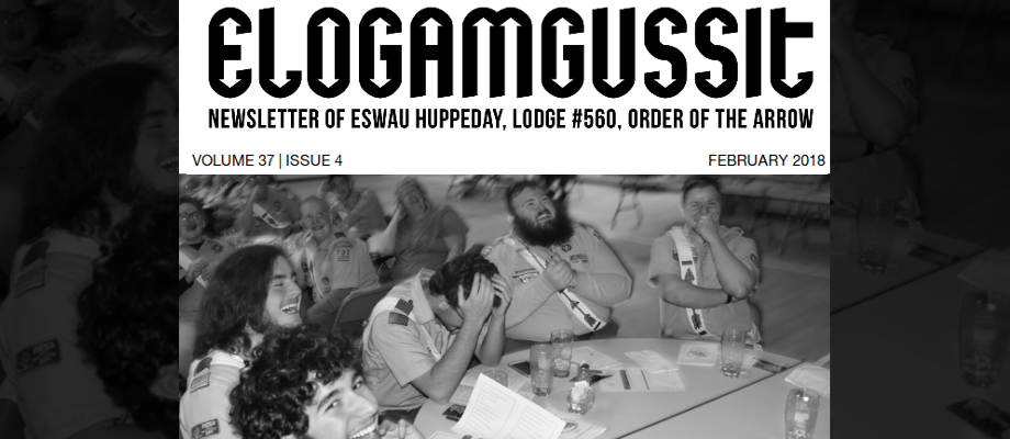 Elogamgussit volume 37 issue 4