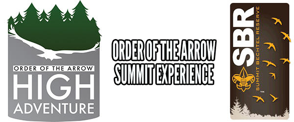 Order of the Arrow Summit Experience