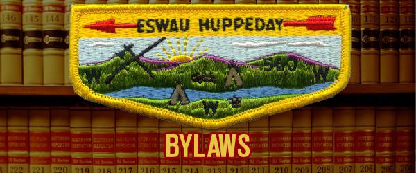 Eswau Huppeday Bylaws