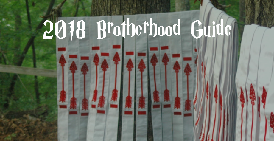 2018 Brotherhood Guide