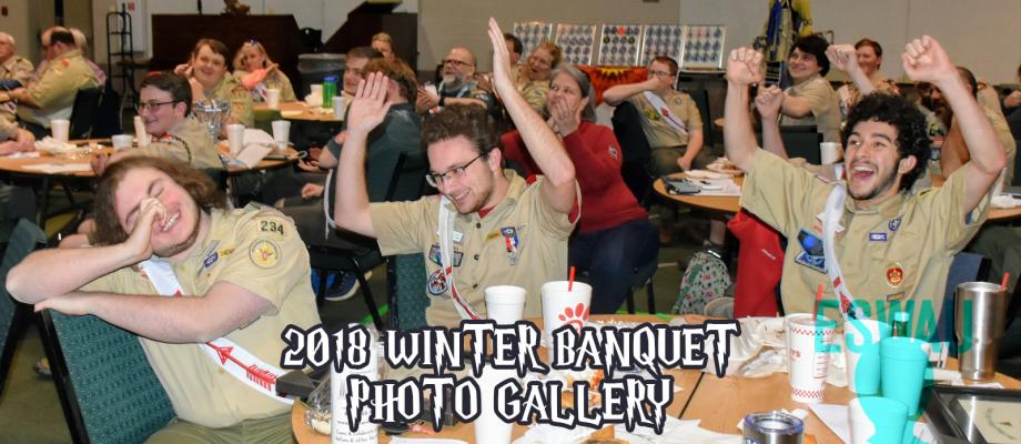 2018 Winter Banquet Photo Gallery