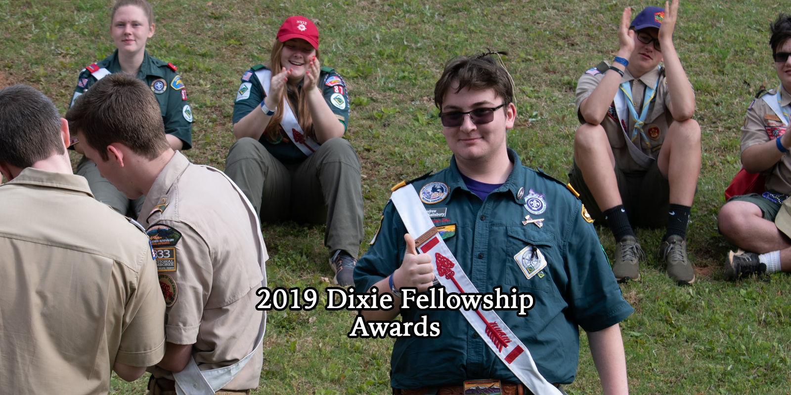 2019 Dixie Fellowship Awards