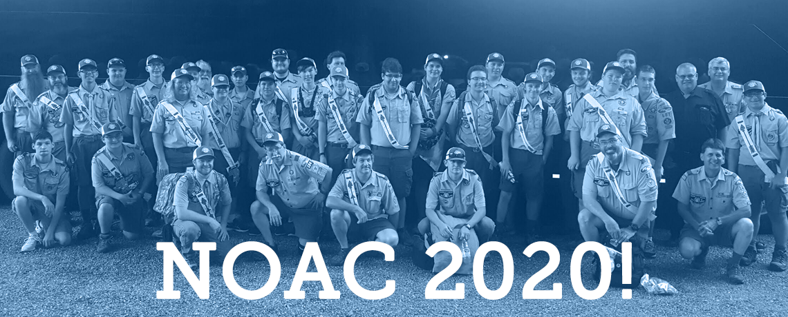 NOAC 2020 – National Order of the Arrow Conference