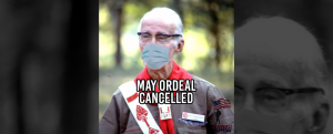 May Ordeal Cancelled