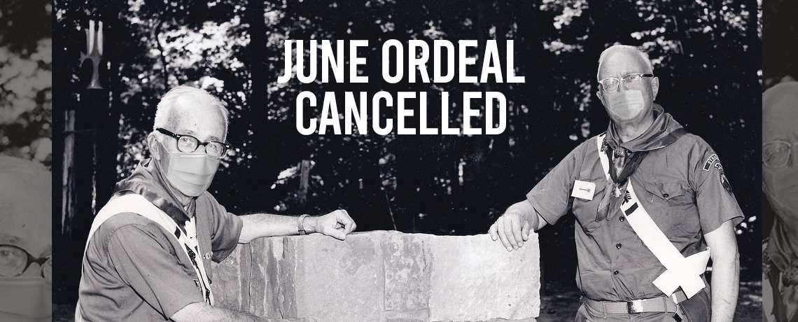 June Ordeal Cancelled - Eswau Huppeday