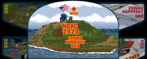 2020 NOAC Patches for Non-Members