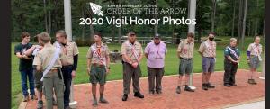 Eswau Huppeday 2020 Vigil Honor